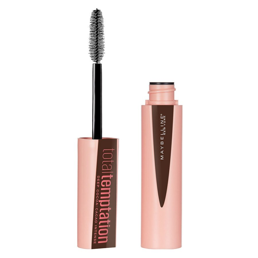 Maybelline Total Temptation Mascara 9,4 ml — Deep Brown