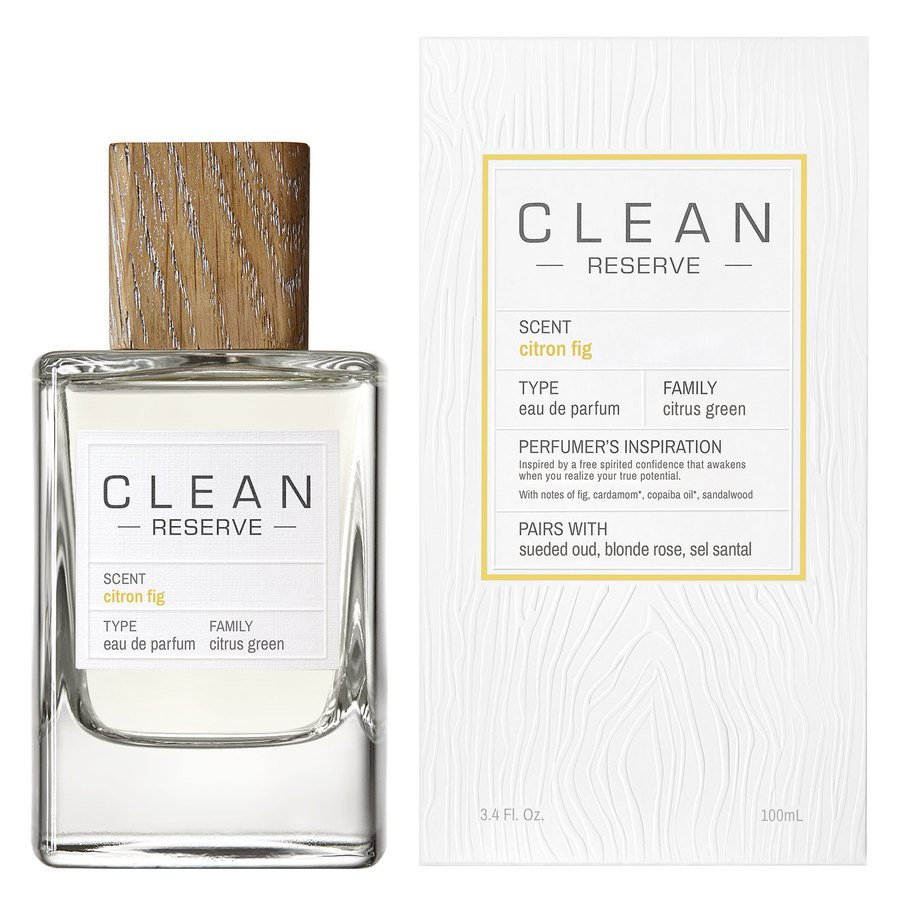 CLEAN Reserve Citron Fig Clean Eau De Parfum 100 ml