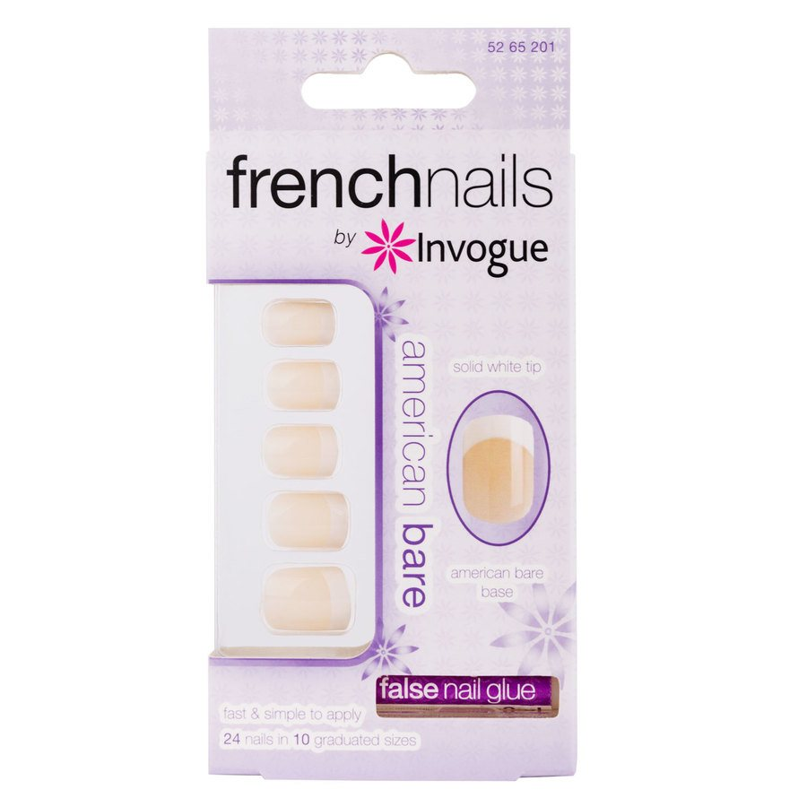 Invogue French Nails - American Bare