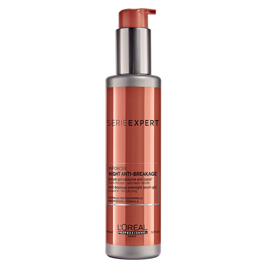 L'Oréal Professionnel Série Expert Inforcer Anti-Breakage Overnight Leave-In Serum Gel 150 ml