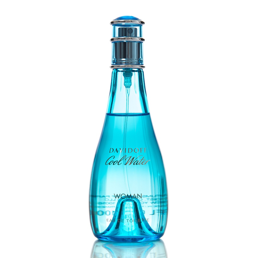 Davidoff Cool Water Eau de Toilette For Her 100 ml