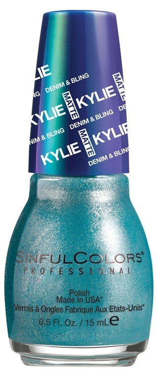 Kylie Jenner Sinful Colors Nail Polish 15 ml – Kustom Fit #2104