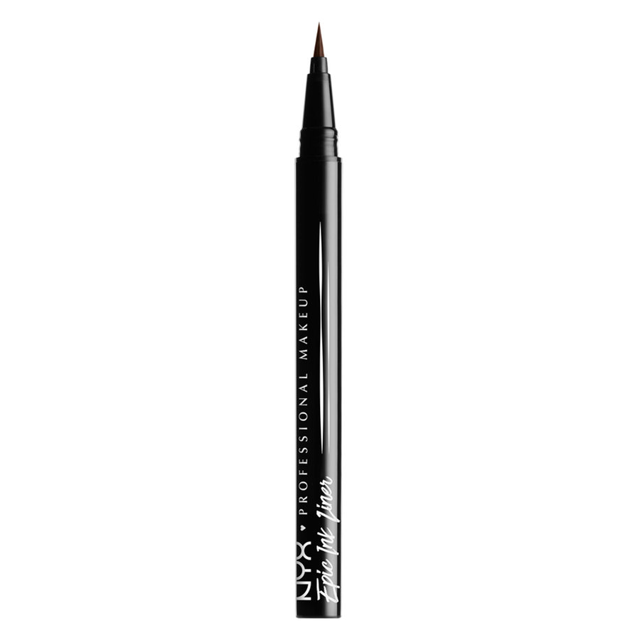 NYX Professional Makeup Epic Ink Liner - Brown 1ml