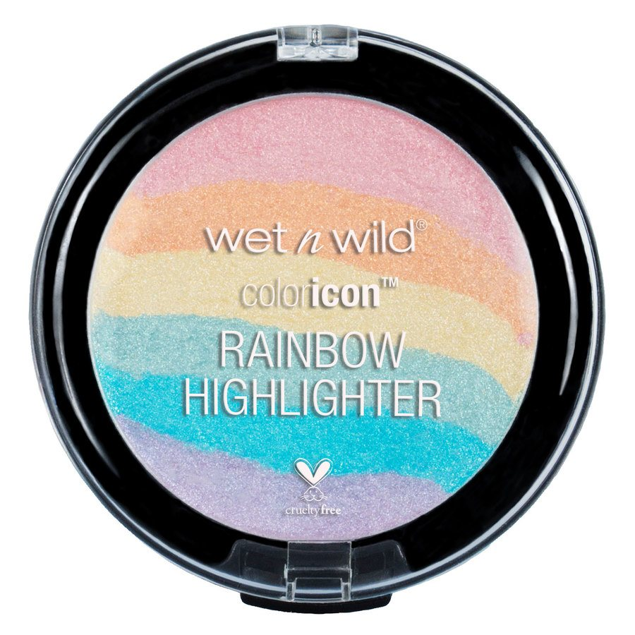 Wet n Wild Color Icon Rainbow Highlighter – Unicorn Glow