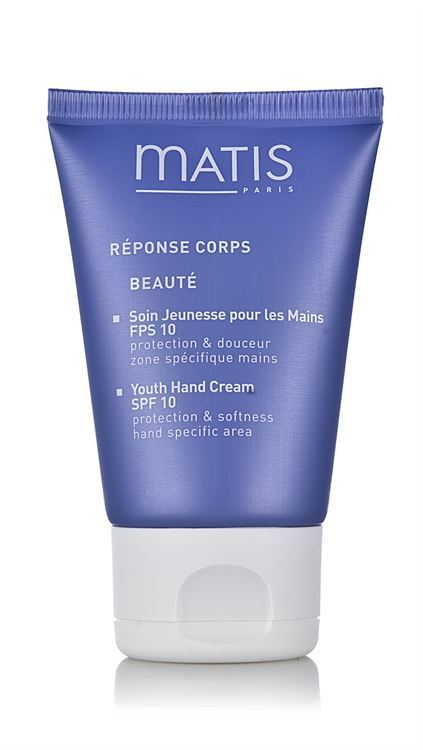 Matis Résponse Corps – Youth Hand Cream SPF 10 – 50 ml