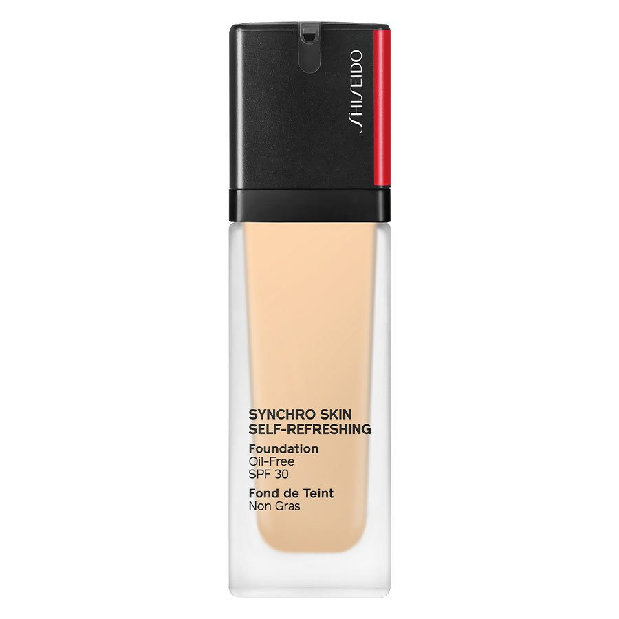 Shiseido Synchro Skin Self-Refreshing Foundation 30 ml – 210 Birch