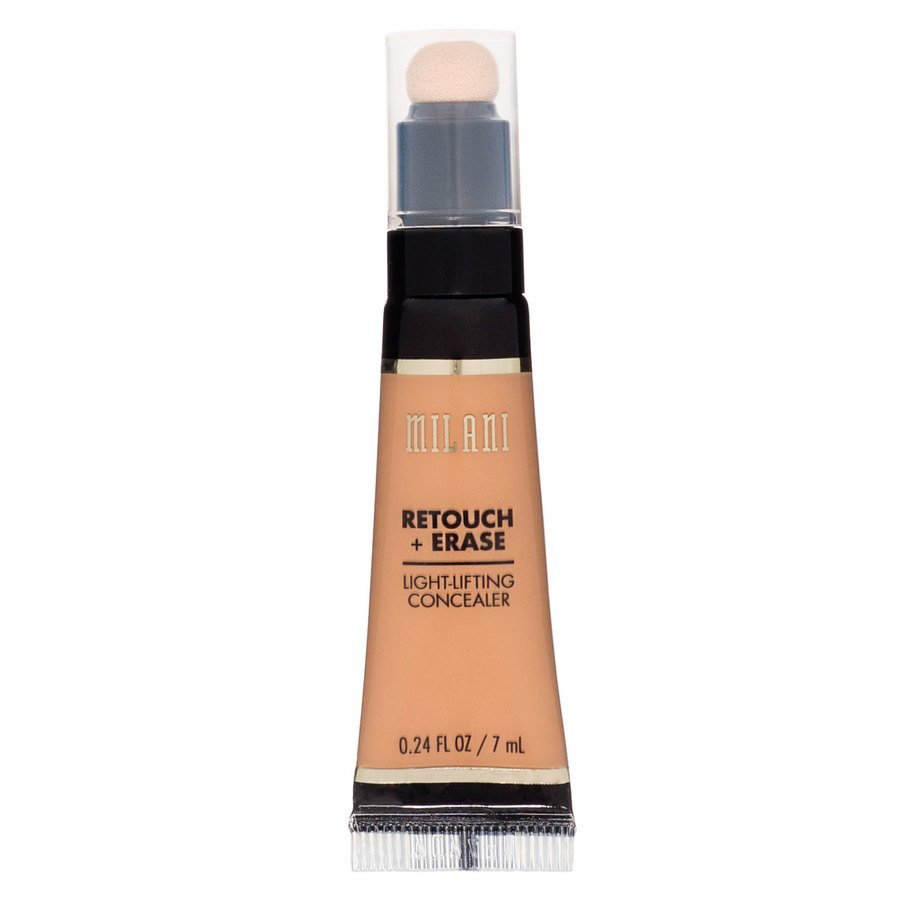 Milani Retouch + Erase + Light-Lifting Concealer – Honey