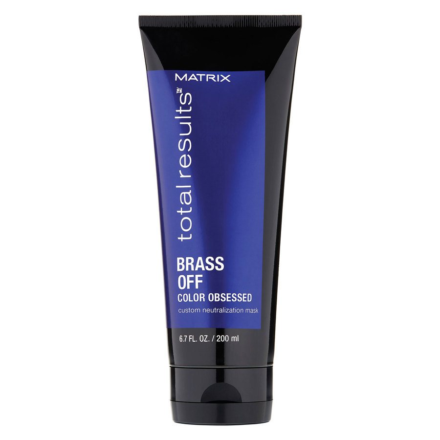 Matrix Total Results Brass Off Mask 200 ml