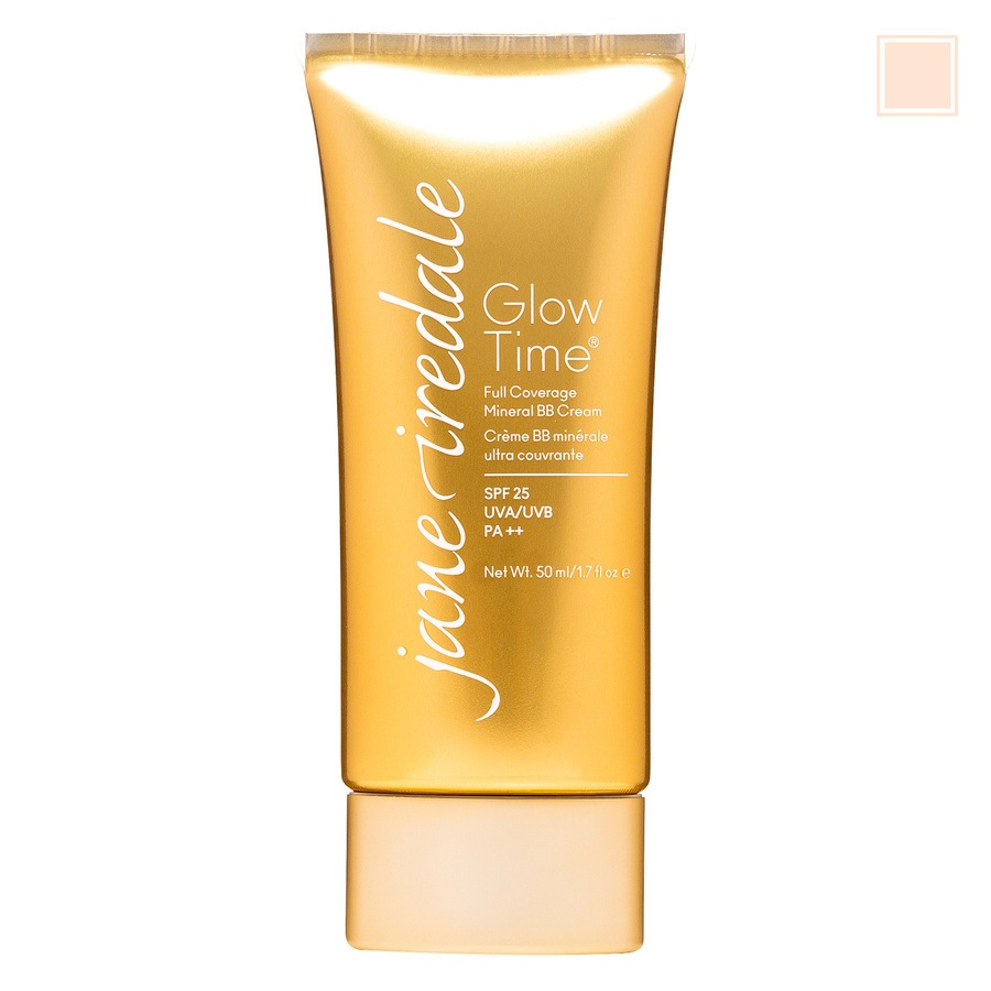 Jane Iredale Glow Time Full Coverage Mineral BB Cream – BB1 (Fair) 50ml
