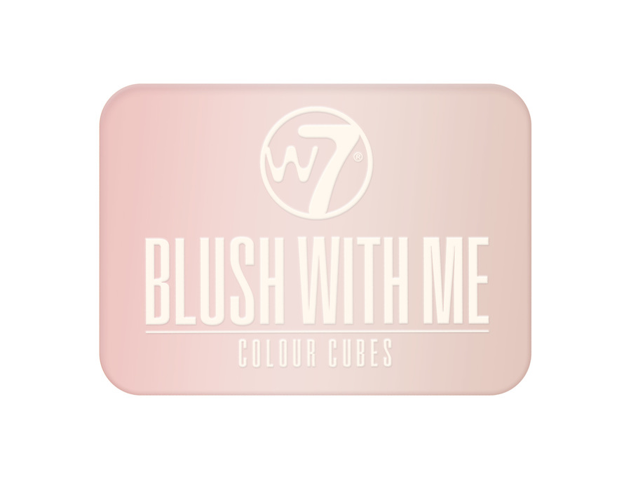 W7 Cosmetics Blush With Me Colour Cubes – Getting Hitched