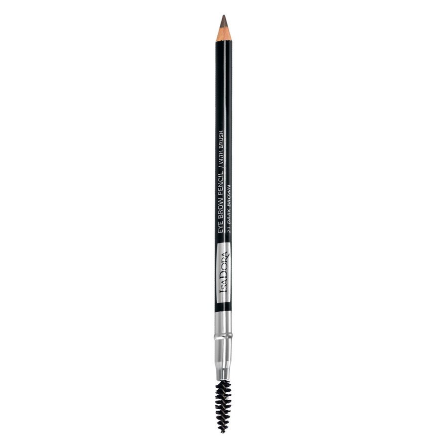 IsaDora Eyebrow Pencil 1,3 g – 21 Dark Brown