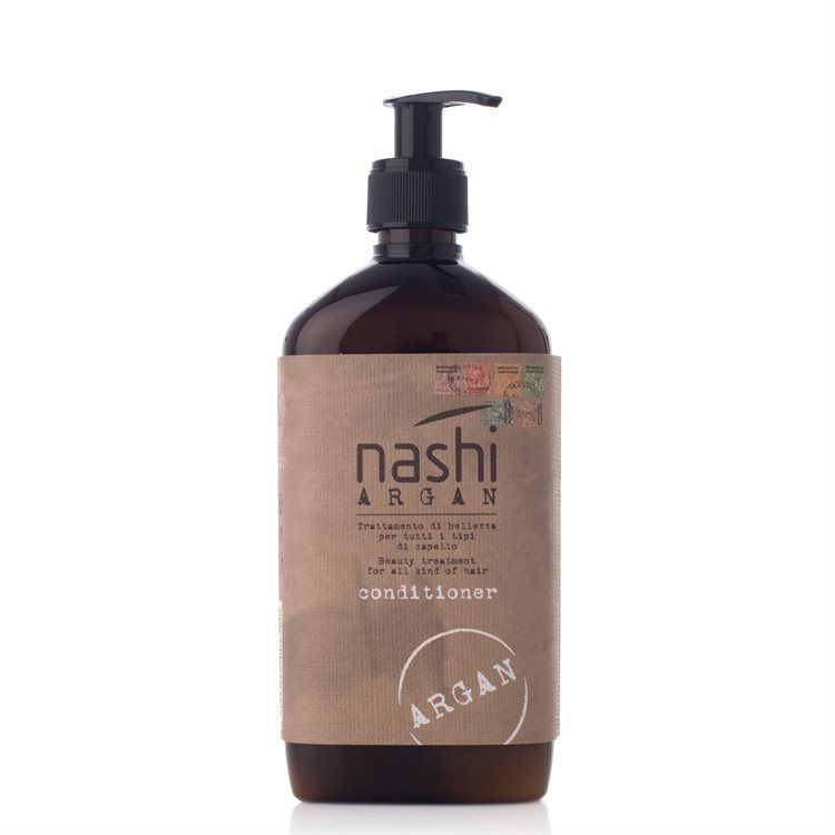 Nashi Argan Conditioner Beauty Treatment For All Kind Of Hair 500 ml