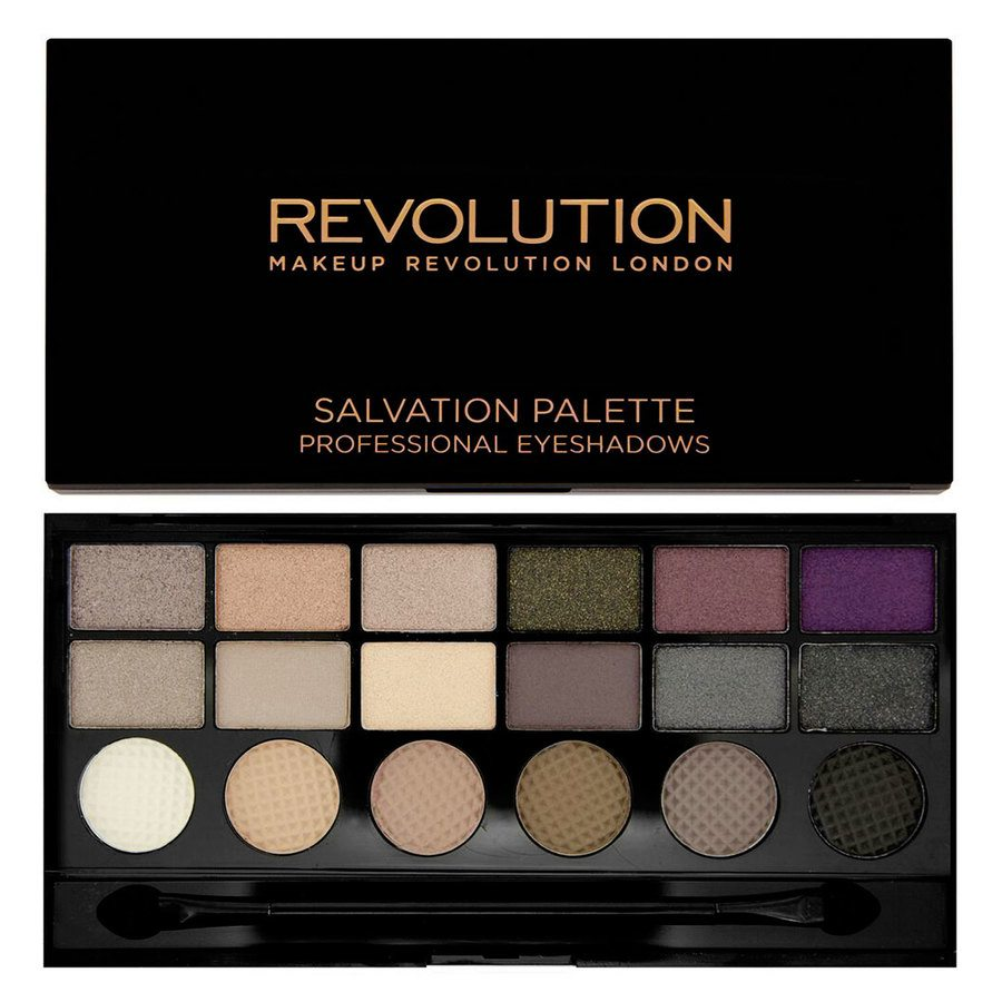 Makeup Revolution Salvation Palette 13g – Hard Day