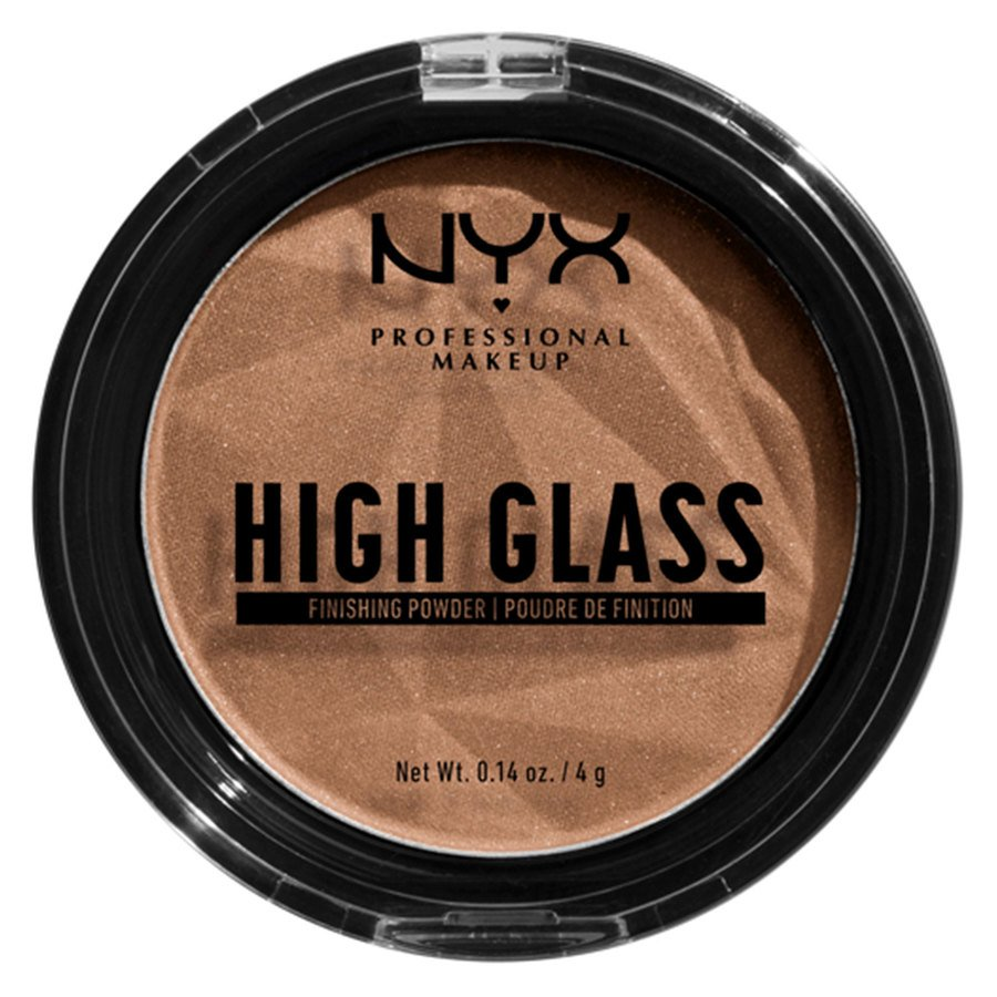 NYX Professional Makeup High Glass Finishing Powder 4 g – Deep