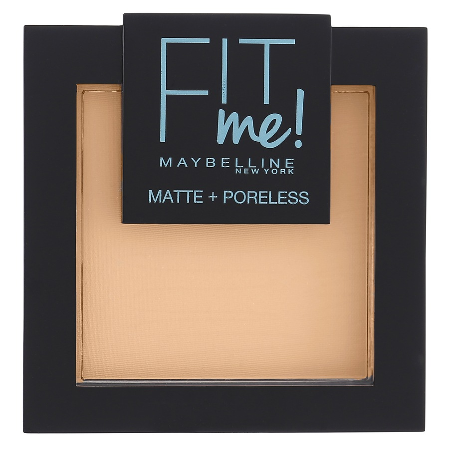 Maybelline Fit Me Matte & Poreless Powder – 115 Ivory
