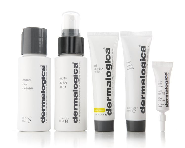 Dermalogica Skin Kit Oily 5 product set.