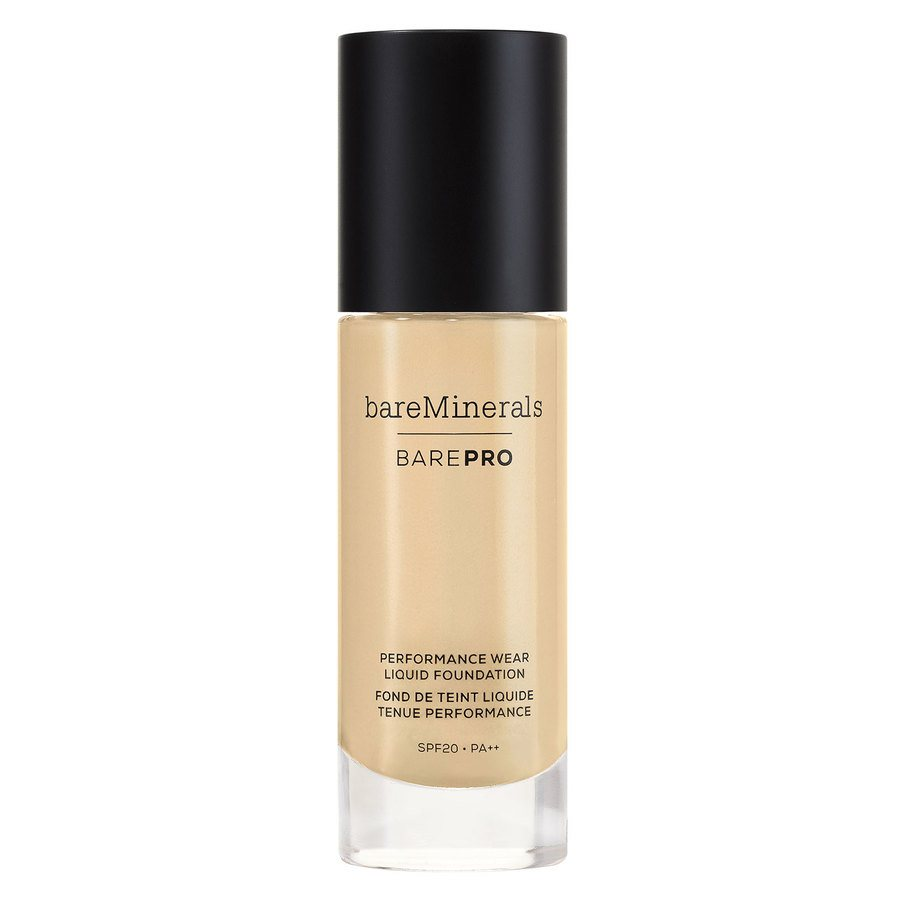 BareMinerals BarePro Performance Wear Liquid Foundation SPF20 30ml Aspen 04