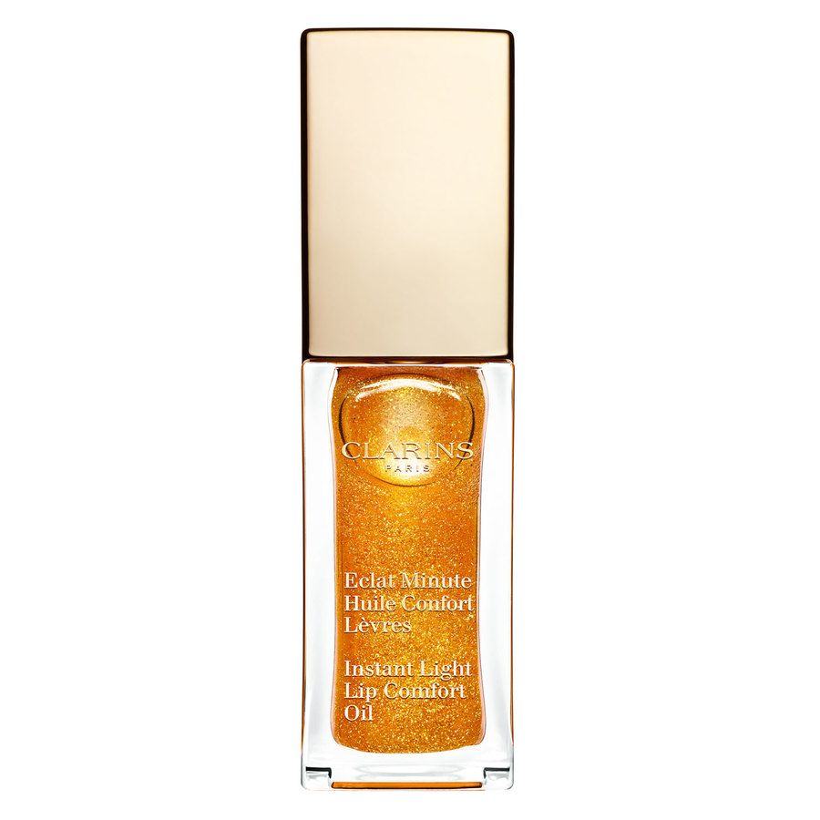 Clarins Instant Light Lip Comfort Oil 7 ml - #07 Honey Glam