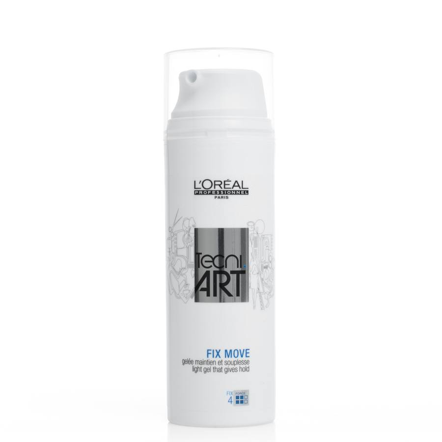 L'Oréal Professionnel Tecni.Art Fix Move Gel Force 4 150 ml