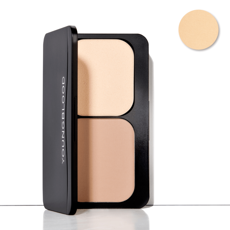 Youngblood Pressed Mineral Foundation Barely Beige 8 g