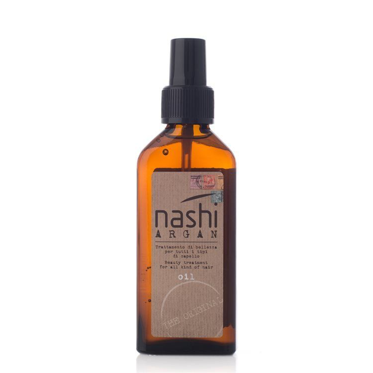 Nashi Argan Oil Beauty Treatment For All Kind Of Hair With Dispencer 100 ml