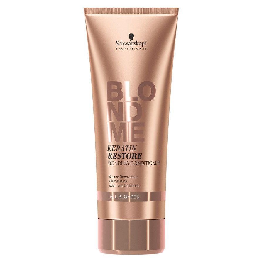 Schwarzkopf Blondme Keratin Restore Blonde Conditioner 200 ml