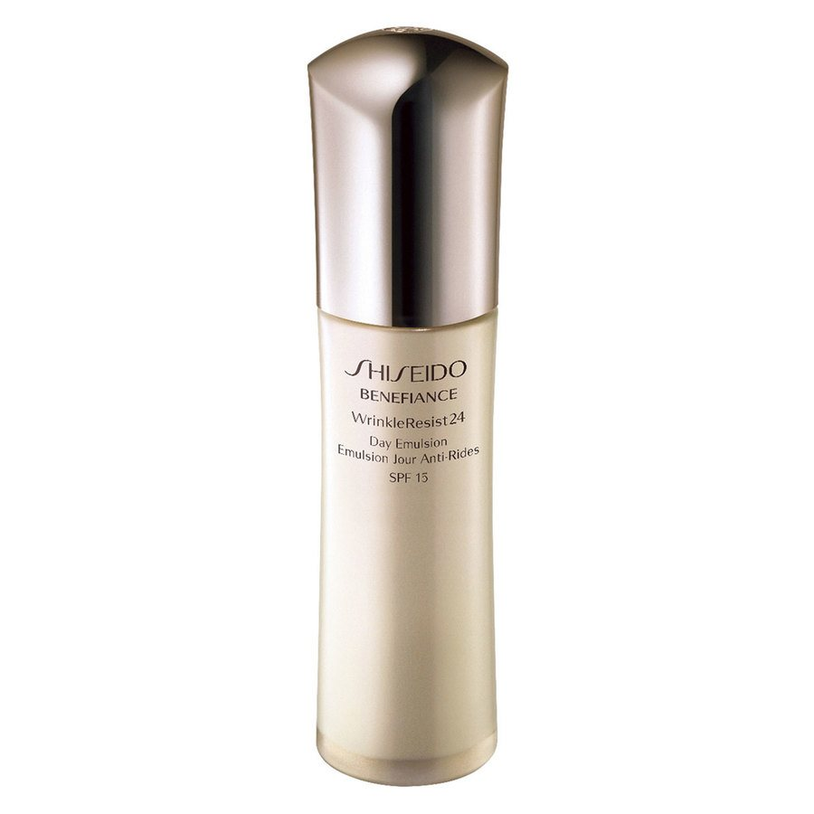Shiseido Benefiance WrinkleResist24 Day Emulsion SPF 15 75 ml