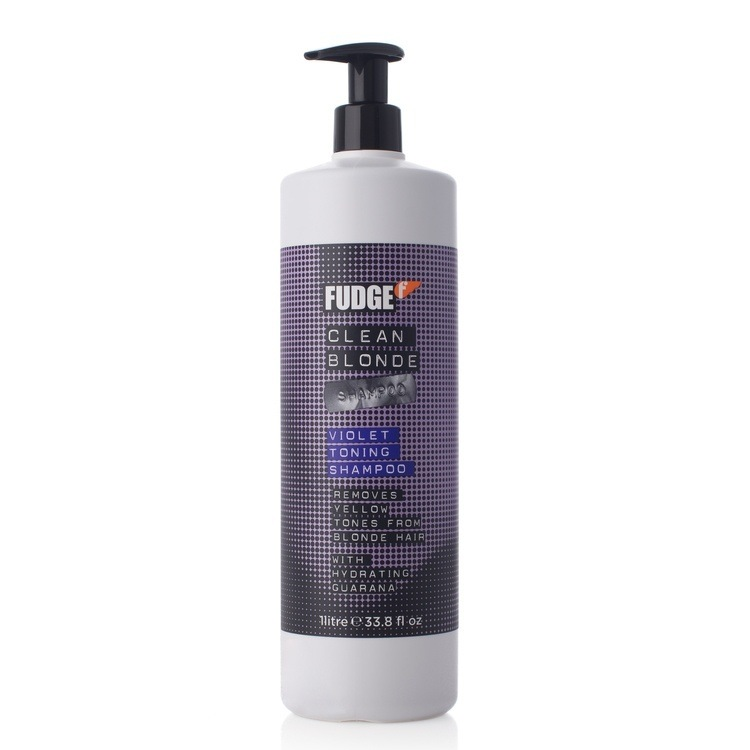 Fudge Clean Blonde Shampoo 1000ml