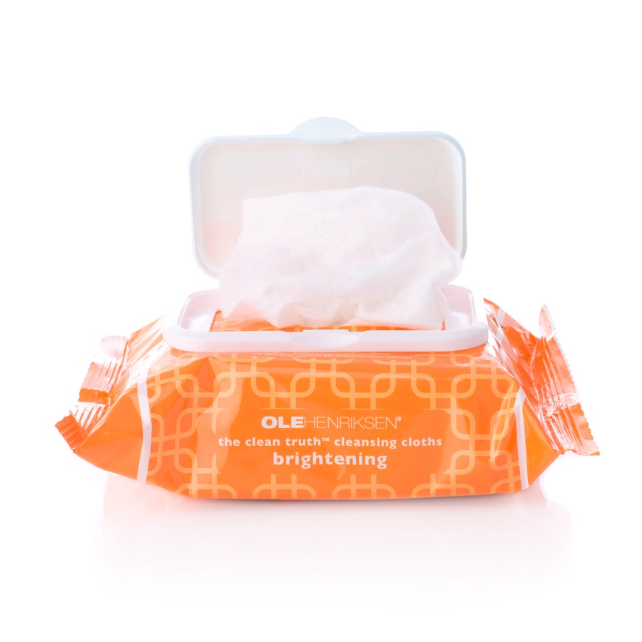 Ole Henriksen The Clean Truth Cleansing Clothes Brightening 30 kpl