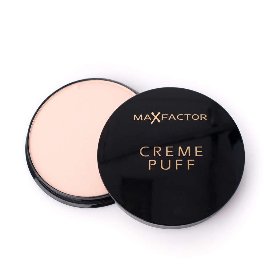 Max Factor Creme Puff Pressed Powder – 085 Light 'N Gay