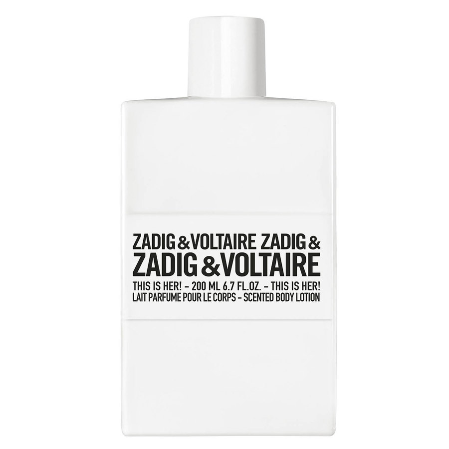 Zadig & Voltaire This Is Her Body Lotion 200 ml