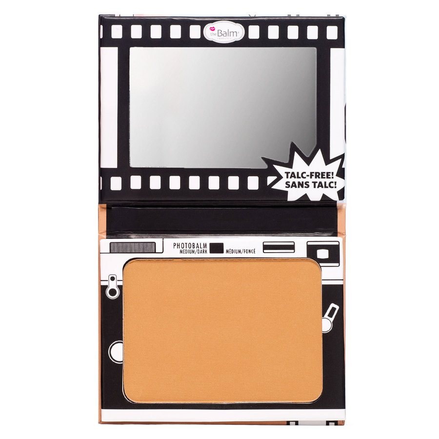 theBalm Photobalm Powder Foundation – Medium Dark