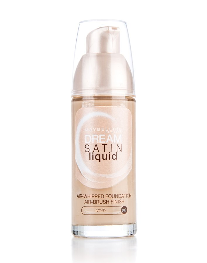 Maybelline Dream Satin Liquid 30 ml - 010 Ivory
