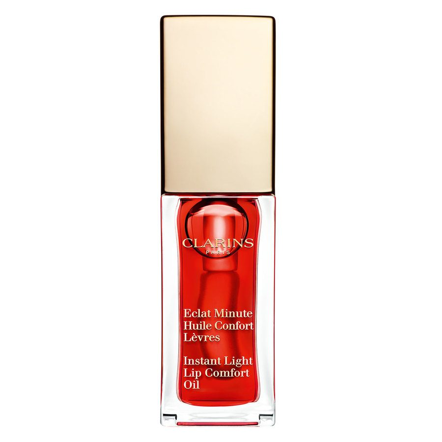 Clarins Instant Light Lip Comfort Oil 7 ml – 03 Red Berry