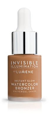Lumene Invisible Illumination Instant Glow Watercolor Bronzer 15 ml