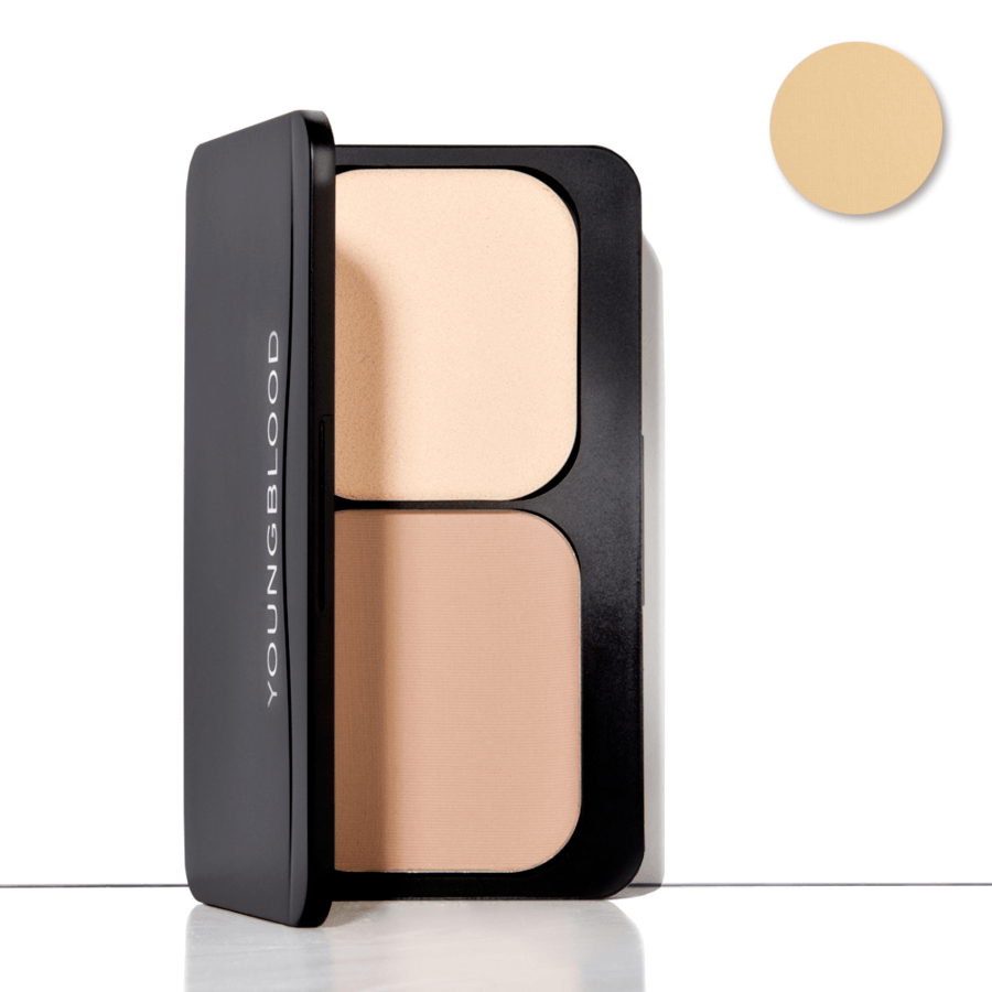 Youngblood Pressed Mineral Foundation – Soft Beige 8g