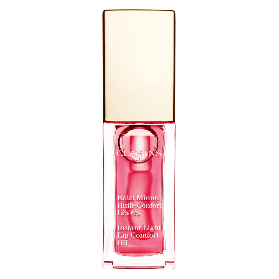 Clarins Instant Light Lip Comfort Oil 7 ml – 04 Candy