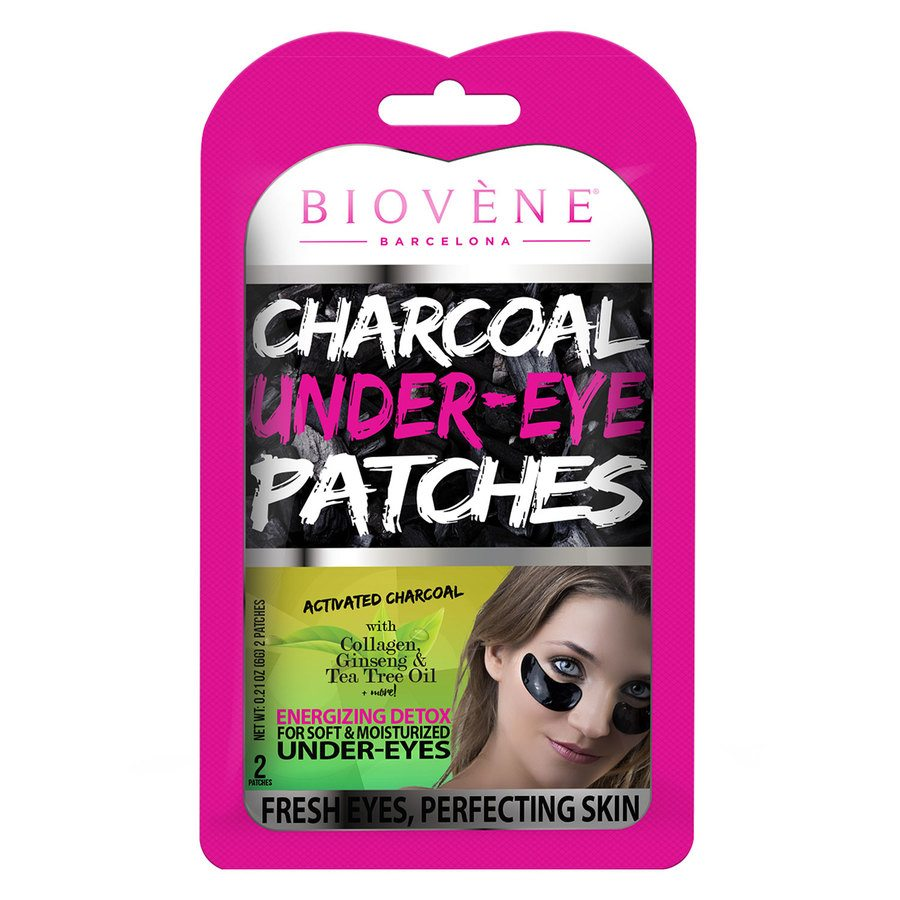 Biovène Charcoal Under-Eye Patches 1 pair
