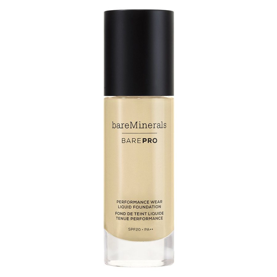 bareMinerals barePRO Performance Wear Liquid Foundation SPF 20 30 ml – Warm Light 07