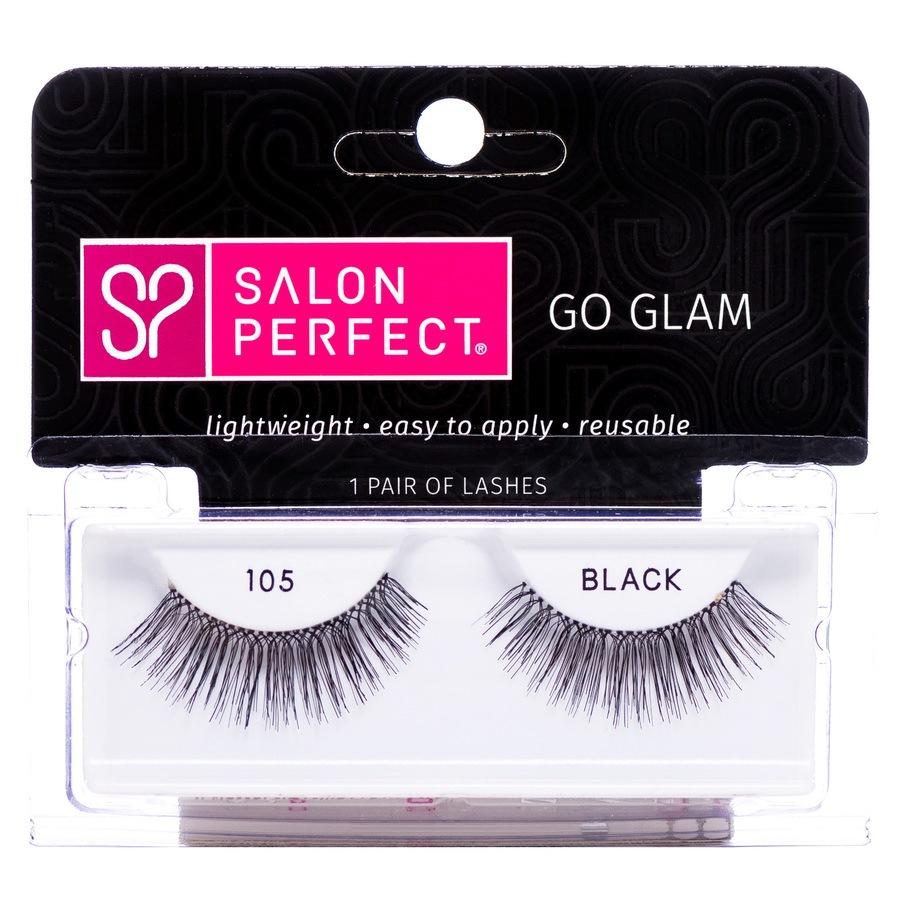 Salon Perfect Go Glam – 105 Black