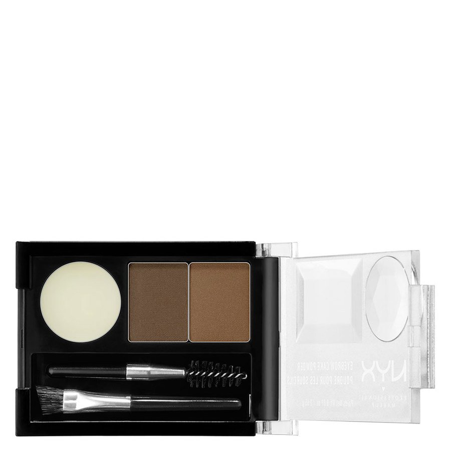 NYX Professional Makeup Eyebrow Cake Powder Brunette 2,65g