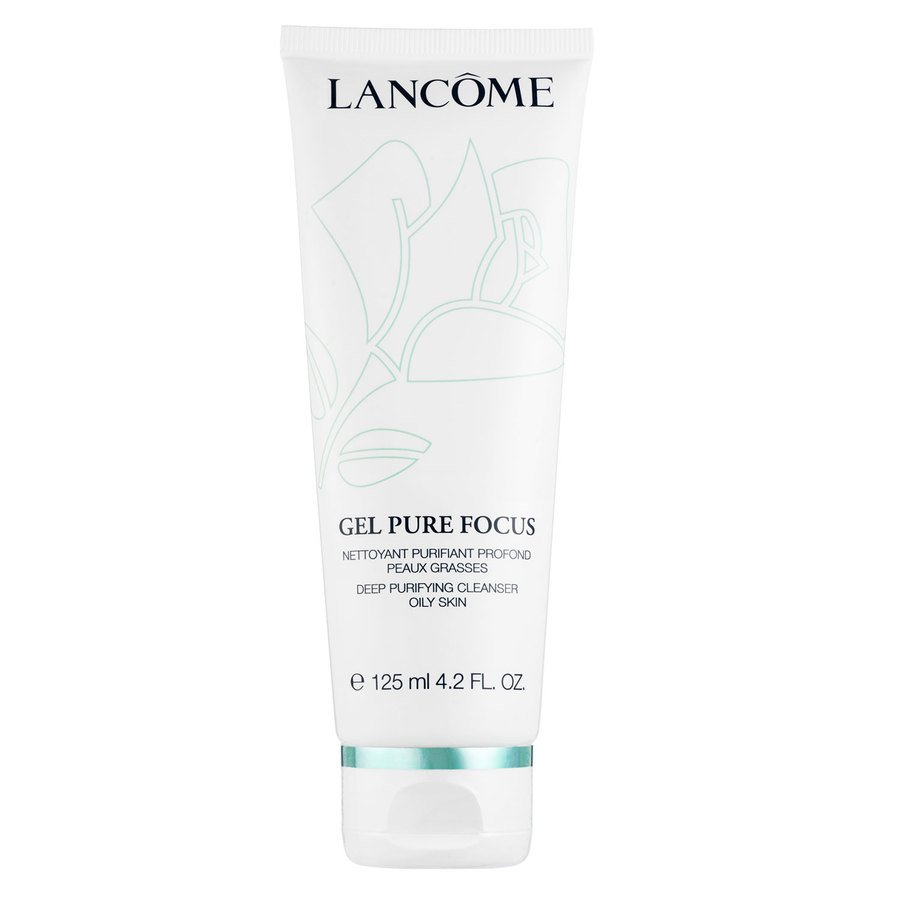 Lancôme Pure Focus Cleansing Gel Oily Skin 125 ml