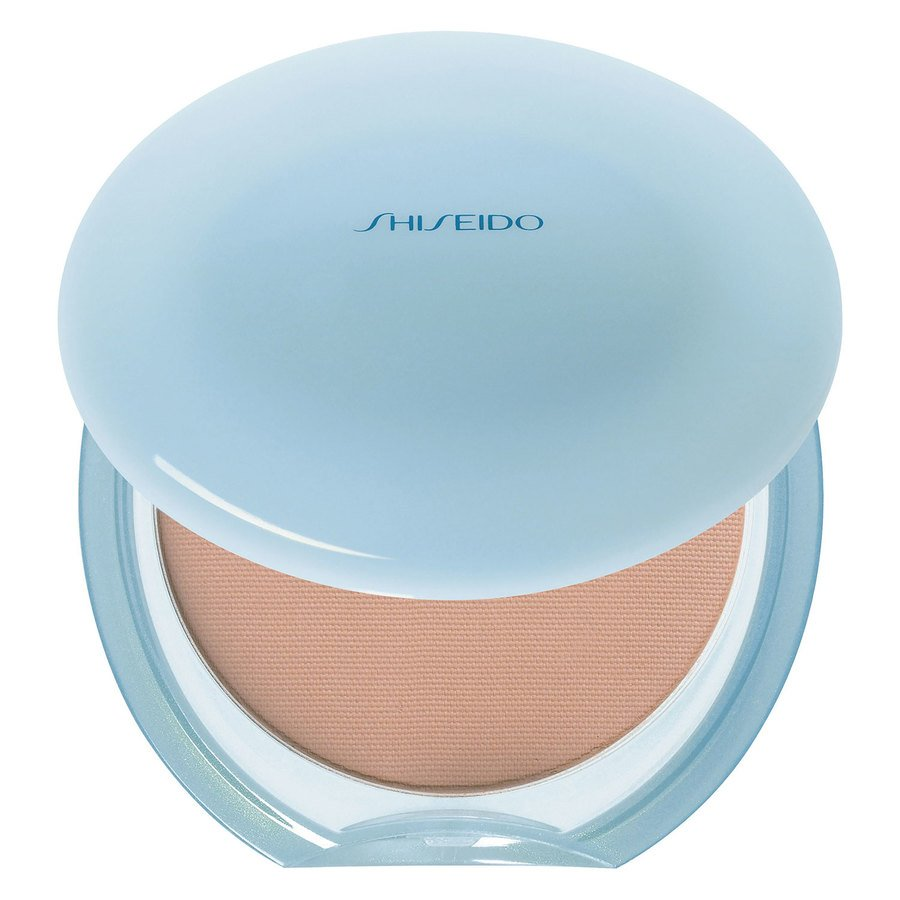 Shiseido Pureness Matifying Compact Oil-Free Foundation Refill 11 g – 10 Light Ivory