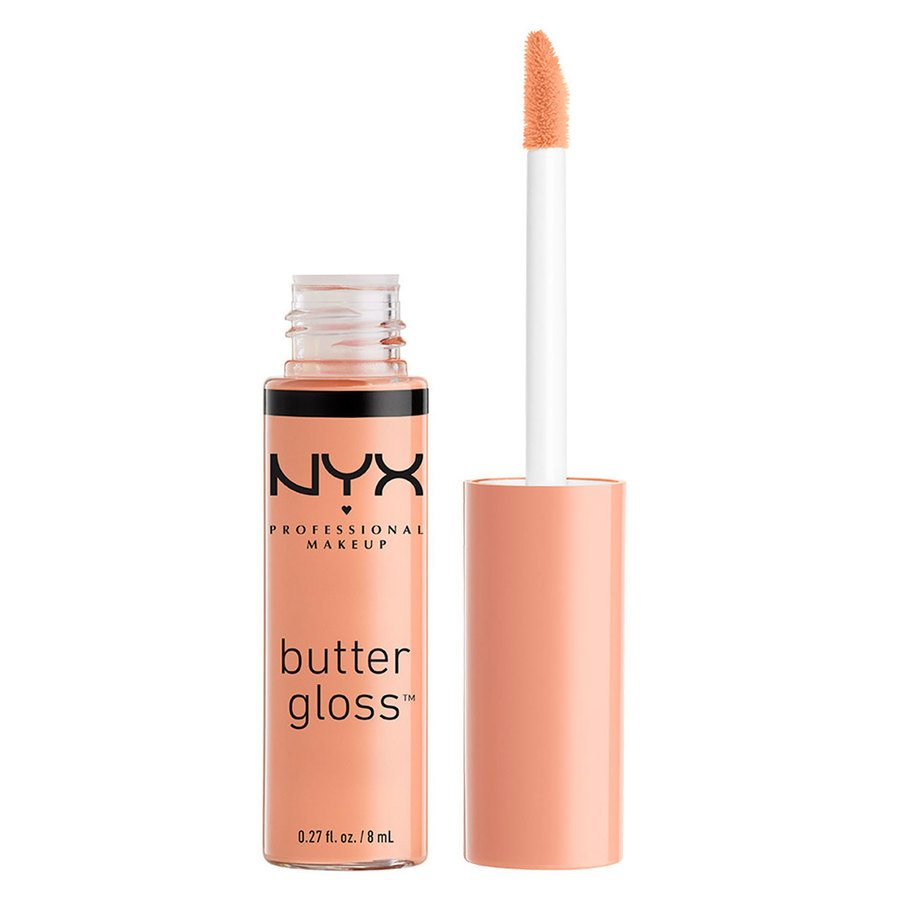 NYX Prof. Makeup Butter Gloss – Fortune Cookie 6,5g
