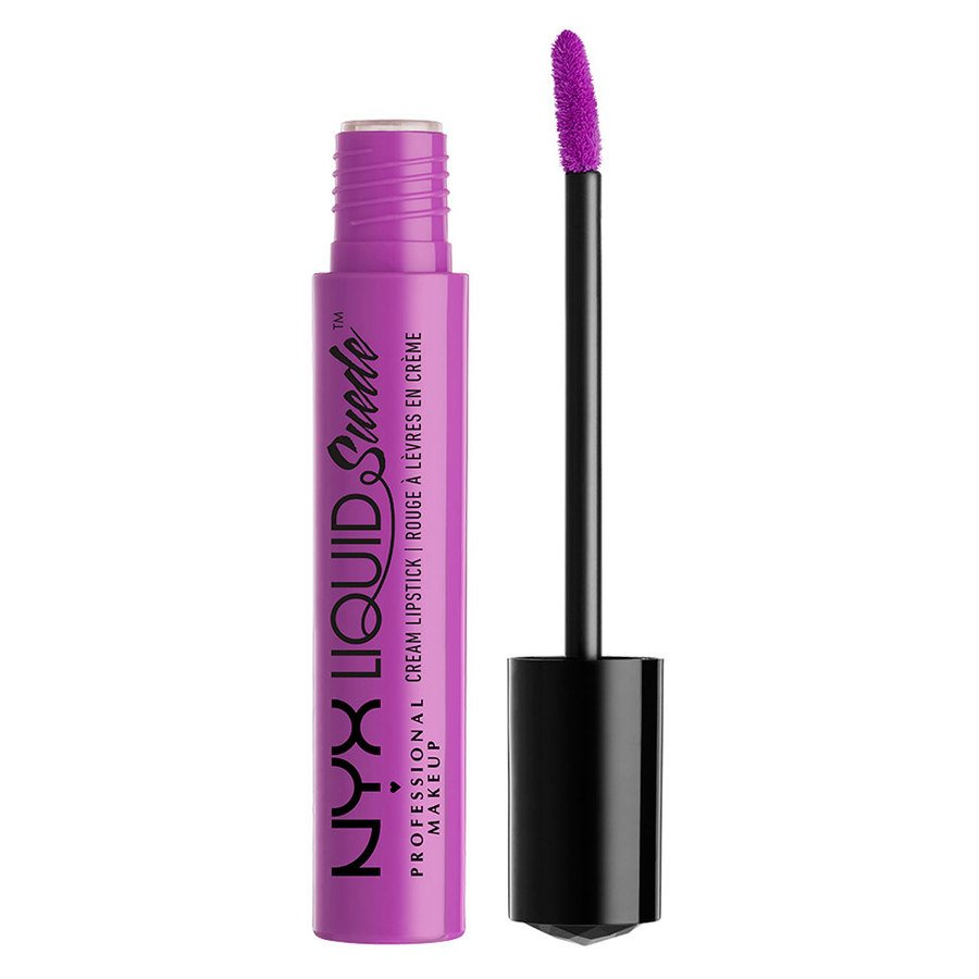 NYX Professional Makeup Liquid Suede Cream Lipstick – Sway 4ml