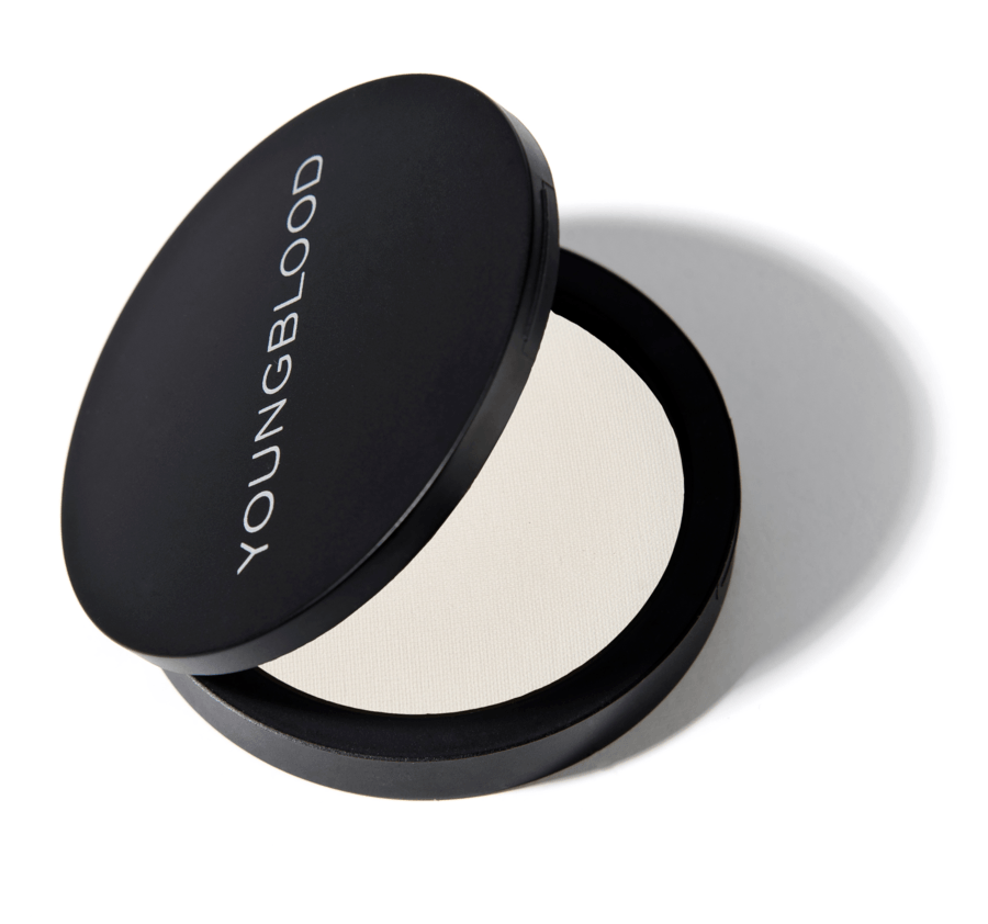 Youngblood Pressed Mineral Rice Setting Powder – Light 10g