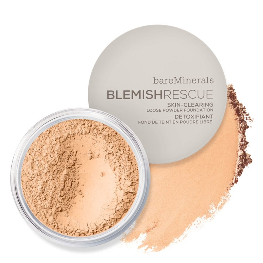 bareMinerals Blemish Rescue Skin Clearing Loose Powder Foundation Neutral Ivory 2N 6g