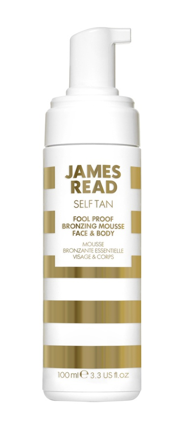 James Read Self Tan Fool Proof Bronzing Mousse Face & Body 100 ml