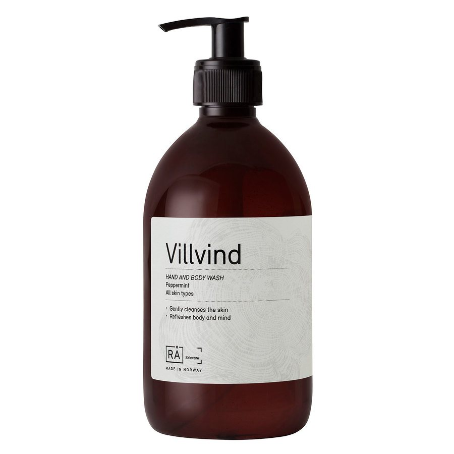RÅ Organic Skincare Villvind Hand And Body Wash 500ml