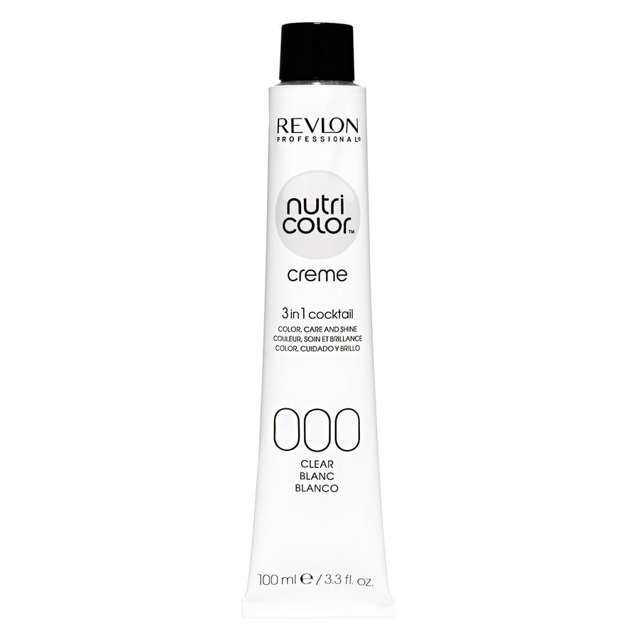 Revlon Professional Nutri Color Creme 100 ml – 000 White
